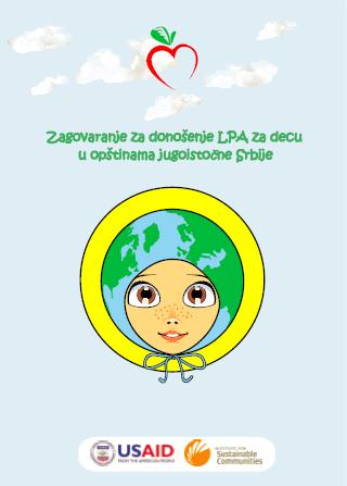 Zagovaranje za donošenje LPA za decu u opštinama jugoistočne Srbije